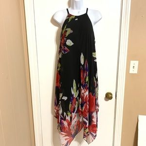 I•N•C Int'l Concepts Handkerchief Dress Size 4